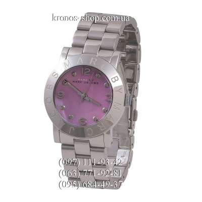 Marc Jacobs MBM3300 Amy Silver/Pink
