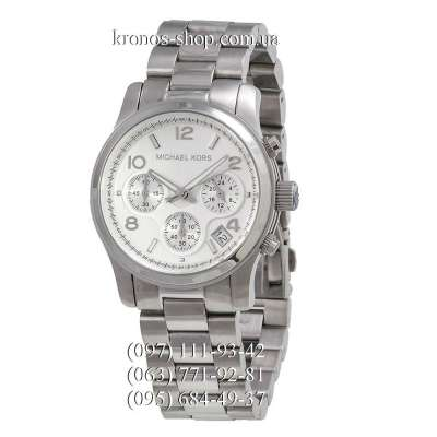 Michael Kors Runway Chronograph All Silver