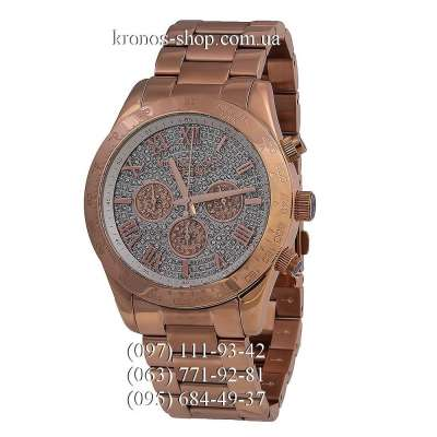 Michael Kors MK5946 Layton Chronograph Rose Gold