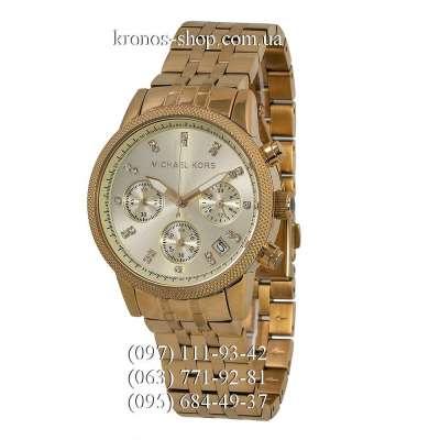 Michael Kors MK5676 Ritz Chronograph All Gold