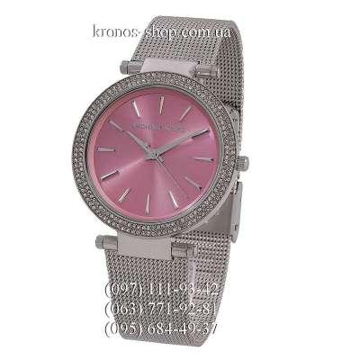 Michael Kors MK3367 Darci Silver/Pink