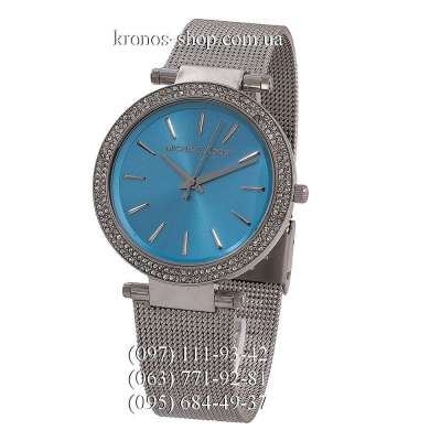 Michael Kors MK3367 Darci Silver/Blue