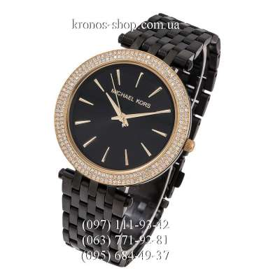 Michael Kors MK3322 Darci All Black-Gold