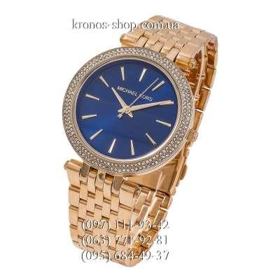 Michael Kors MK3406 Darci Gold/Blue