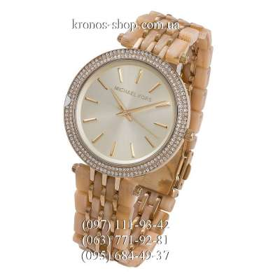 Michael Kors MK4325 Darci Yellow-Gold/Gold