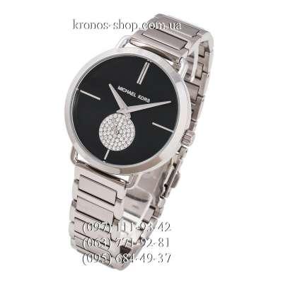 Michael Kors MK3638 Portia Silver/Black