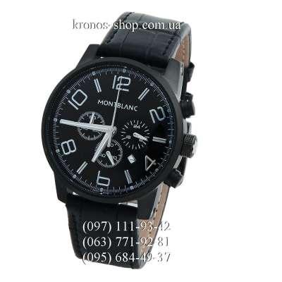 Montblanc TimeWalker Chronograph All Black