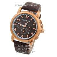 Montblanc Chronograph Series Brown/Gold/Brown