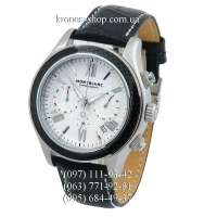 Montblanc Chronograph Series Black/Silver/White