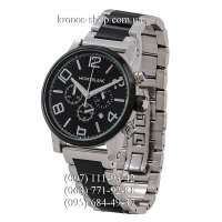 Montblanc TimeWalker Steel Silver-Black/Black/Black