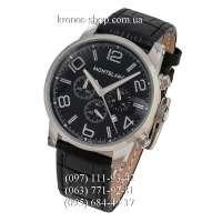 Montblanc TimeWalker Chronograph Black/Silver/Black