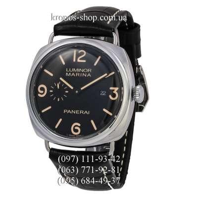 Panerai Luminor 1950 Marina Seconds Classic Black/Silver/Black