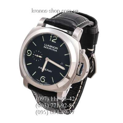 Panerai Luminor 1950 Marina 3 Days Automatic PRO Black/Silver/Black