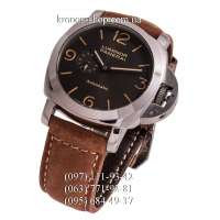 Panerai Luminor Automatic Due 3 Days Brown/Silver/Black