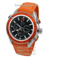 Omega Seamaster Planet Ocean Chronograph Orange/Red/Black