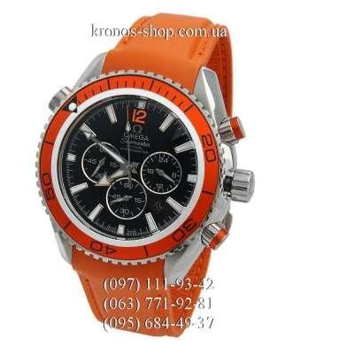 Omega Seamaster Planet Ocean Chronograph Orange/Red/Black