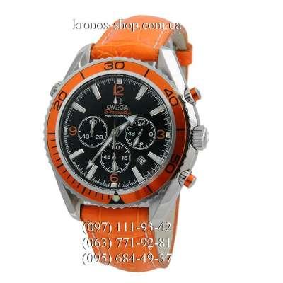 Omega Seamaster Planet Ocean Chronograph Orange/Orange/Black