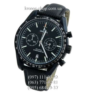Omega Speedmaster Dark Side of the Moon All Black