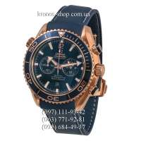 Omega Seamaster Planet Ocean Master Chronograph Blue/Gold/Blue