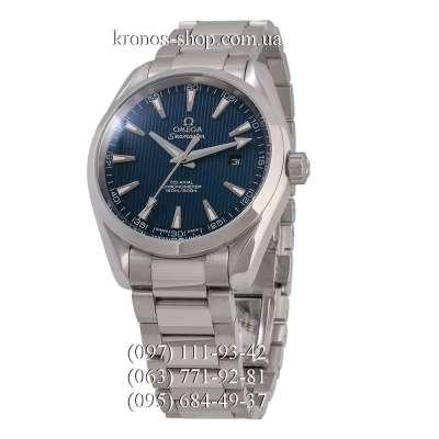 Omega Seamaster Aqua Terra 150M Goodplanet Silver/Blue