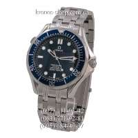 Omega Seamaster 300M Chronometer Silver/Blue