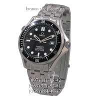 Omega Seamaster 300M Chronometer Silver/Black