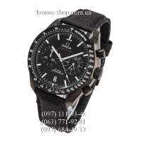 Omega Speedmaster Moonwatch Co-Axial Chronograph All Black