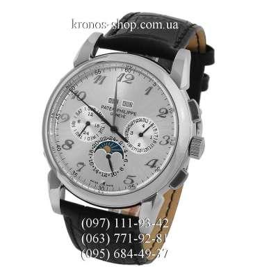 Patek Philippe Grand Complications 5204 Arabic Black/Silver/Silver