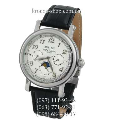 Patek Philippe Grand Complications 5074 Arabic Black/Silver/Silver Crystals