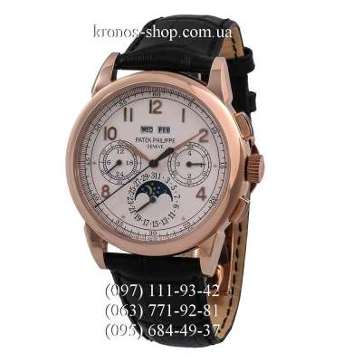 Patek Philippe Grand Complications 5270 Black/Gold/White