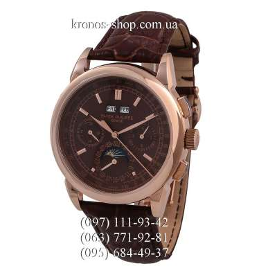 Patek Philippe Grand Complications 5270 Brown/Gold/Brown