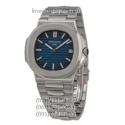 Patek Philippe Nautilus 5711 Silver/Blue