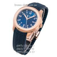 Patek Philippe Aquanaut 5168 Blue/Gold/Blue