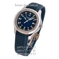 Patek Philippe Aquanaut 5168 Blue/Silver/Blue