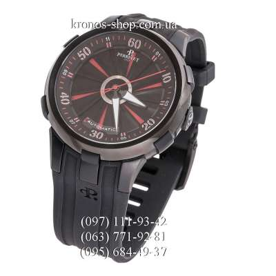 Perrelet Turbine Double Rotor A1047/1 Black/Red