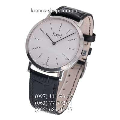 Piaget Altiplano Black/Silver/White