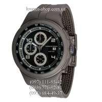 Porsche Design P`6360 Flat6 Chronograph Gray/Black