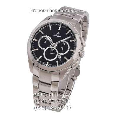 Rado Hyperchrome Chronograph Silver/Black