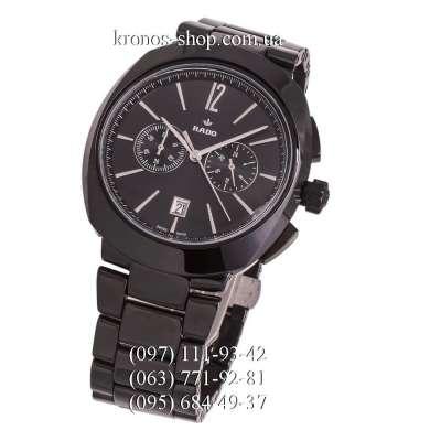 Rado Ceramica Chronograph All Black