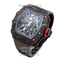 Richard Mille RM 035-02 Rafael Nadal Nylon Gray/Black-Red