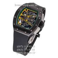 Richard Mille RM 061-01 Yohan Blake All Black/Green-Yellow