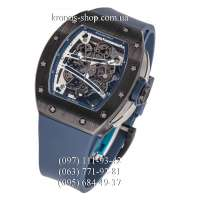 Richard Mille RM 061-01 Yohan Blake Blue/Black/Blue