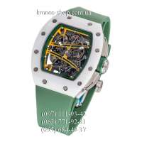 Richard Mille RM 061-01 Yohan Blake Green/White/Green-Yellow