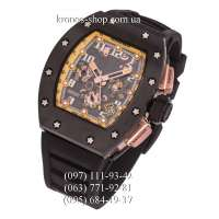 Richard Mille RM-011 Black/Gold/Yellow