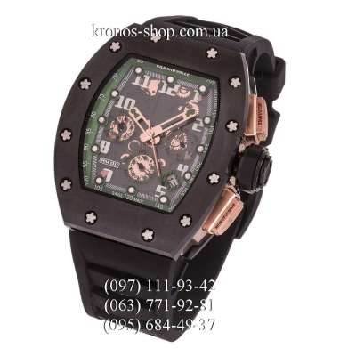 Richard Mille RM-011 Black/Gold/Green