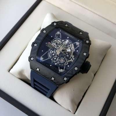 Richard Mille RM 035-01 All Black-Blue