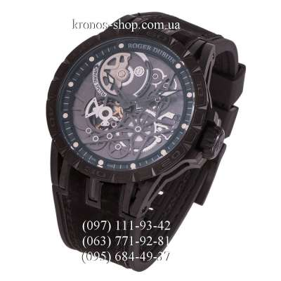 Roger Dubuis Excalibur Spider Pirelli All Black