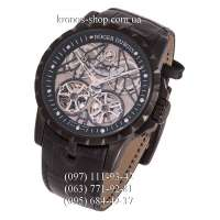 Roger Dubuis Excalibur Power Reserve All Black