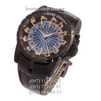 Roger Dubuis Excalibur Knights of the Round Table Black/Blue