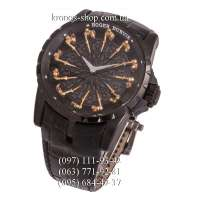 Roger Dubuis Excalibur Knights of the Round Table All Black-Gold